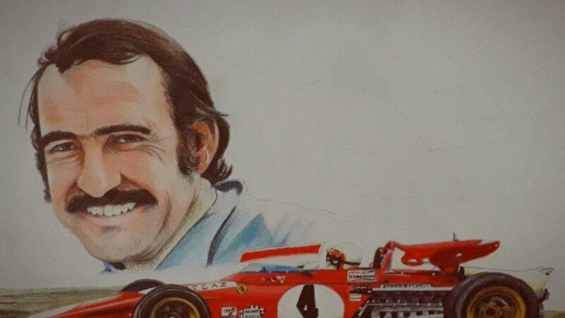 Clay Regazzoni, storia di un pilota di cuore