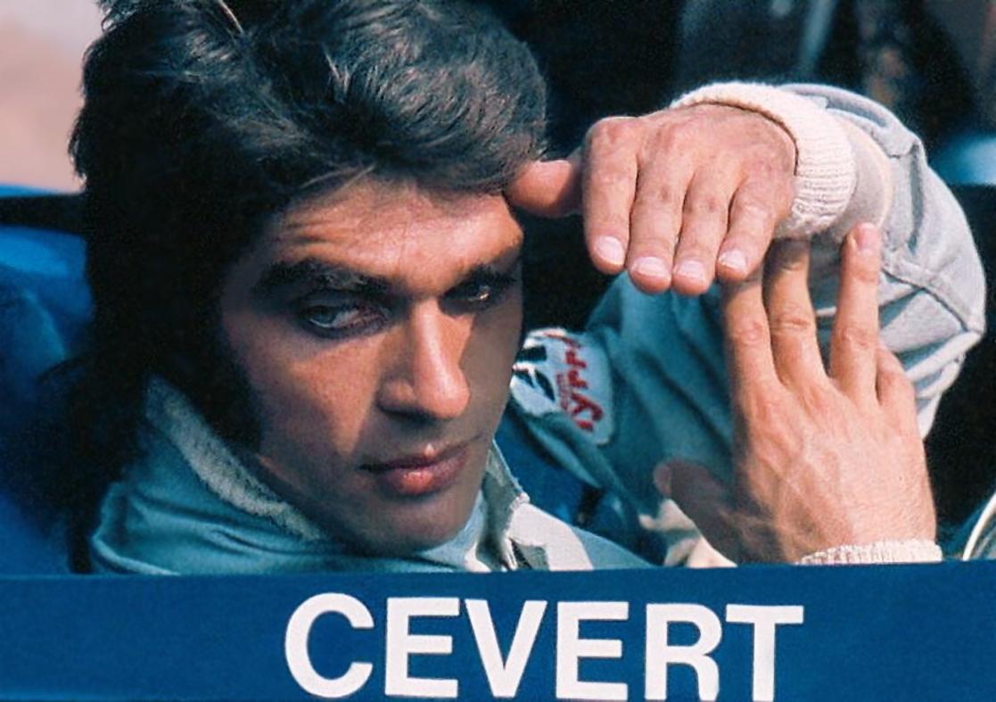 François Cevert, la tragica storia del pilota divo