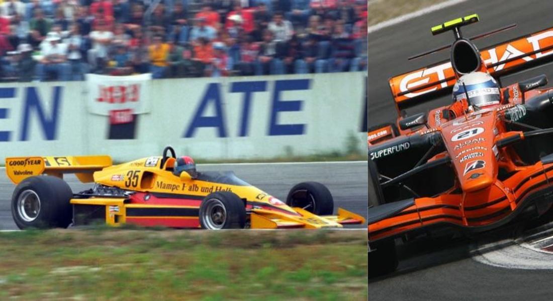 Hans Heyer e Markus Winkelhock: l'occasione unica