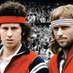 McEnroe e Borg