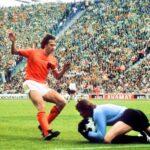 Mondiali del '74: Cruijff