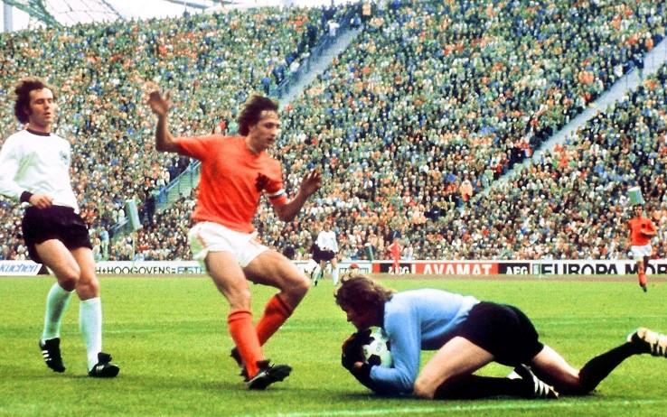 Mondiali del '74: la rivoluzione incompiuta dell'Olanda