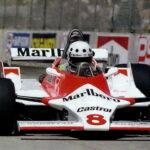 Stephen South con la McLaren