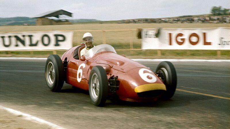 Stirling Moss, Re senza corona della Formula Uno