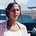 Reneé Richards negli anni 70