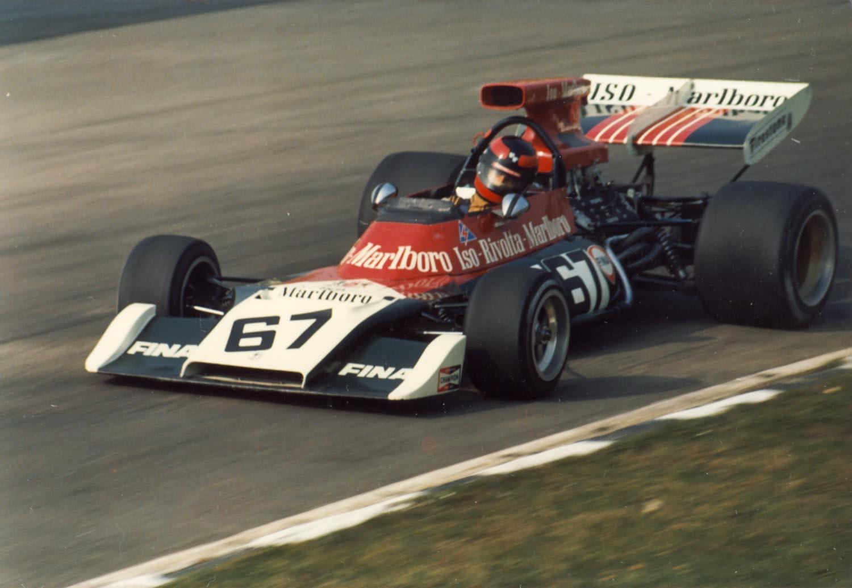 Tony Trimmer, la Formula 1 e un record incredibile