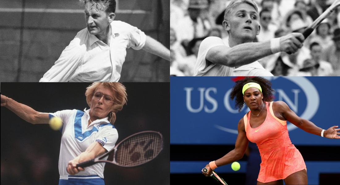 Grande Slam, le storie di chi non ce l'ha fatta