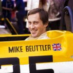 Mike Beuttler sulla gialla March