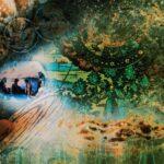 A Saucerful of Secrets,la copertina
