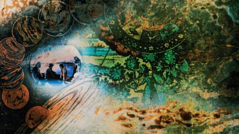 A Saucerful Of Secrets, alchimia, fumetti e i Pink Floyd