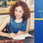 Donne Pioniere, la copertina e l'autrice