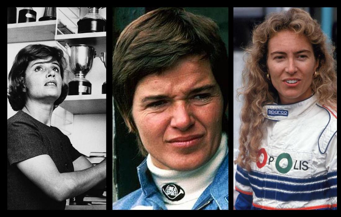 Donne in Formula Uno, la storia di chi ce l'ha fatta