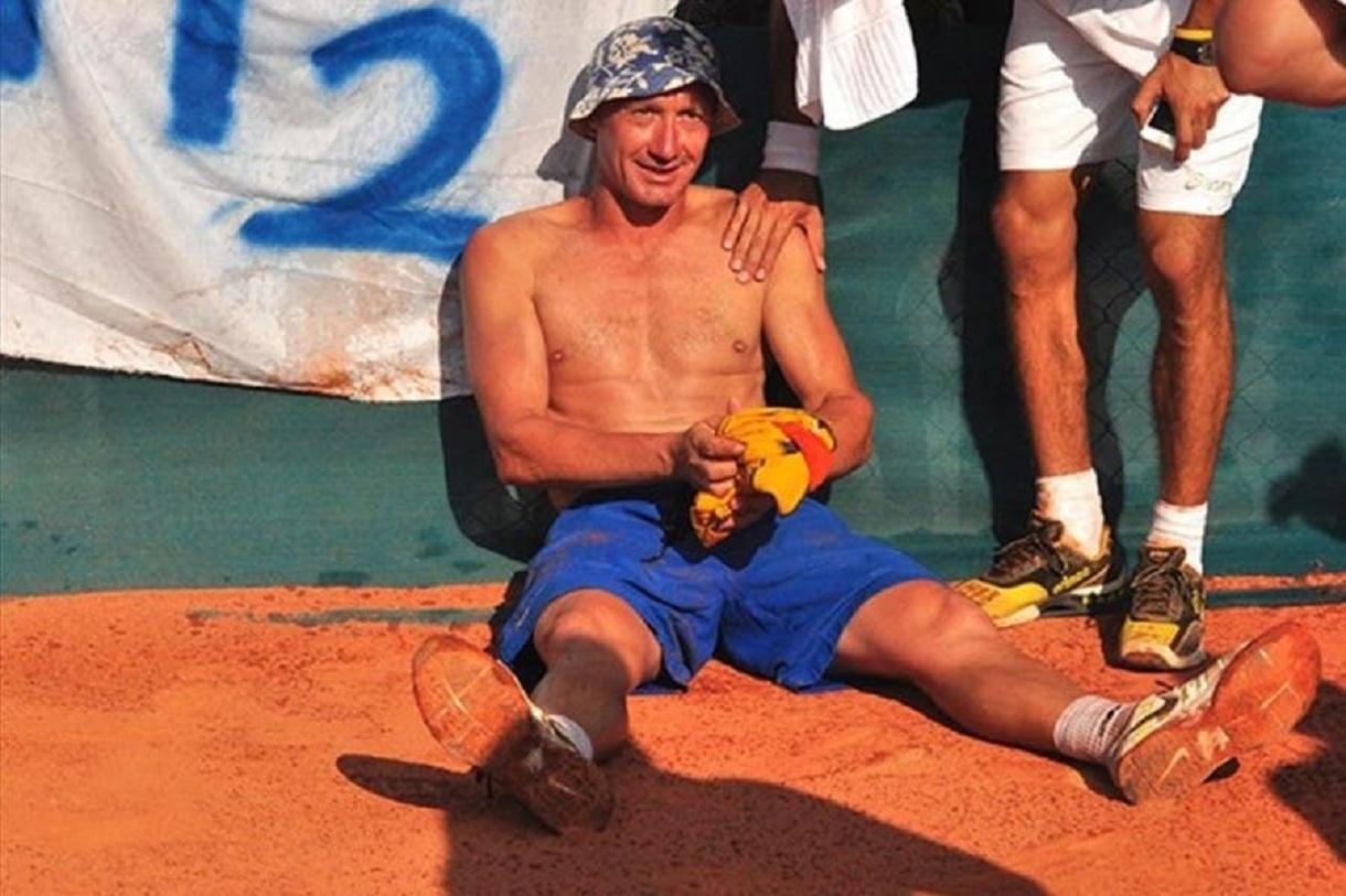 Roberto Palpacelli, storie di tennis e dissolutezza