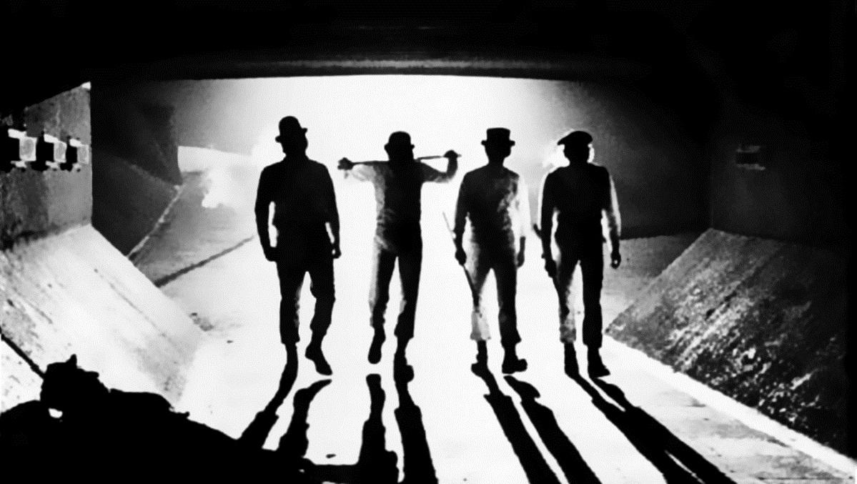 Racconti: La Gang