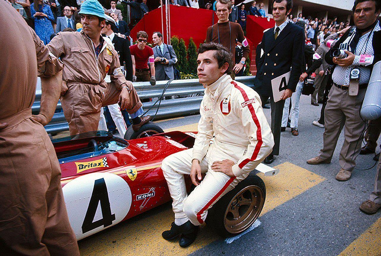 Jacky Ickx, l'anticonformista della Formula Uno