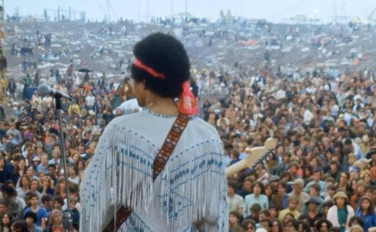 """Woodstock e la fine della """"Summer of Love"""""""