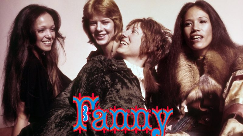 Fanny, chi dice donna dice rock