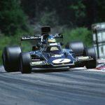 Ronnie Peterson e la Lotus 72